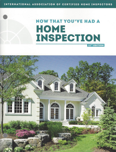 Now that you've have a Home Inspection Report | House Detective | Milwauke, WI